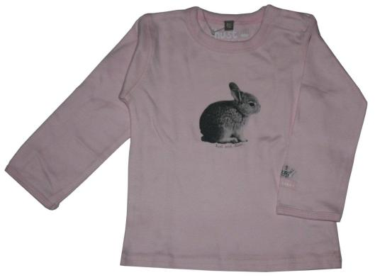 Hust og Claire bluse m kanin lyseroed 395 31054 1301_1